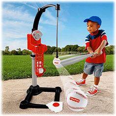 Best gift for boys 4 years old- Fisher-Price Better Batter Baseball