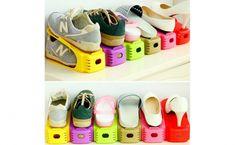 Set 10 x Organizator Pentru Incaltaminte Shoe Rack, Shoes, Paper Mache, Zapatos, Shoes Outlet, Shoe Racks, Shoe, Footwear