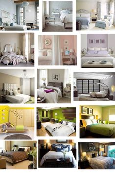 feng shui | Feng Shui Bedroom - Home Decoration  I don't know about the feng shui, but I like a lot of these. Especially the colors.