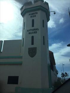 19 de septiembre de 2016 11:30am Guardia Nacional de Puerto Rico, Viejo San Juan #banderasyescudosVSJ #Sagradoagosto2016