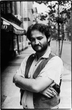 """Belushi.  """"On stage is the only place where I really know what I'm doing.""""  John Belushi"""