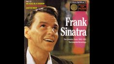 """Frank Sinatra  """"You're The One"""""""