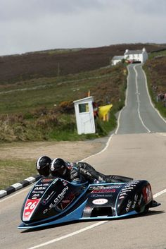 IOMTT: Creg ny Baa with Richard Mushet Creg ny Baa Isle of Man TT Richard Mushet 04 635x952