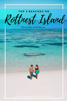 Top 3 beaches on Rottnest Island Outback Australia, Perth Australia, Western Australia, Australia Travel, Travel Advice, Travel Guides, Travel Tips, Us Travel, Beach Travel