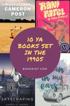 10 great YA books set in the 1990s