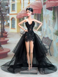 #barbie #doll #evening #dresses eifel 85 flickr 12.14.2 qw