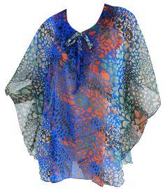 La Leela Soft Chiffon Women CAFTAN Beachwear Plus Cover up Dress Swimwear Tunic -- Tried it! Love it! Click the image. : summer fashion