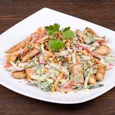 Рецепт салата ташкент - Woman's Day
