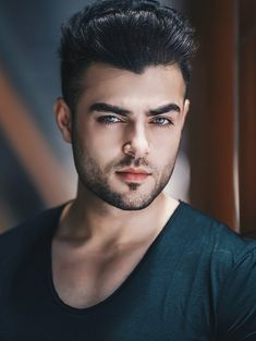 Akmal Omid: Actor, Extra and Model - New South Wales, Australia - StarNow Moustache, Pretty Men, Beautiful Men, Cute Blonde Guys, Redken Hair Products, Bollywood Hairstyles, Beard Boy, Beard Model, Cute White Boys