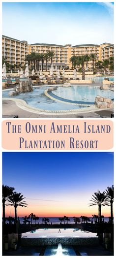 If you're planning a luxury family vacation come see why The Omni Amelia Island Plantation Resort is one of the best options in northeast Florida. via @almostsupermom1