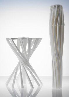 One Shot foldable stool :: Design Jouin for Mgx. - Home Decor Folding Furniture, Folding Stool, Modern Furniture, Furniture Design, Furniture Ideas, Origami Furniture, Furniture Inspiration, Collapsible Stool, Foldable Stool