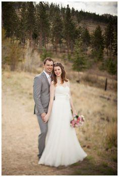 Beautiful wedding dress, vow renewal