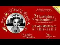 Drei Haselnüsse für Aschenbrödel - Die Ausstellung auf Schloss Moritzburg 2013/2014