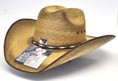 Resistol Jason Aldean Amarillo Sky Palm Western Hat