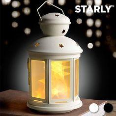 Lanterna a LED Starly Omnidomo 5,72 € https://shoppaclic.com/illuminazione-led/1236-lanterna-a-led-starly.html