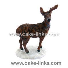 Deer - Traditional Keepsake