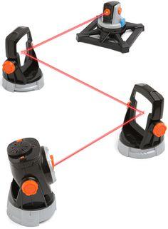 Laser Tripwire security gadgets