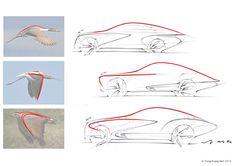 스테파노 Form Design, Design Model, Conceptual Drawing, Industrial Design Sketch, Sketches Tutorial, Car Design Sketch, Hand Sketch, Sketch Inspiration, Car Drawings