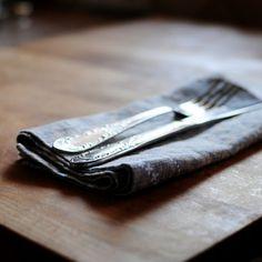 Paisley Linen Napkin | Linen Tales