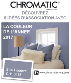 Découvrez sur chromaticstore.com 5 #idées pour associer le Bleu #Podestat CH1 0435 en #déco.intérieure. Mobile Home, E Design, Decoration, Pantone, Accent Chairs, Sweet Home, Cabinet, Inspiration, Furniture