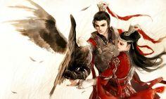 Artist Ibuki satsuki - Asian fantasy art