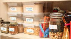 Thumb Como organizar o armário da cozinha