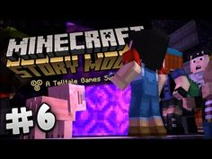 Minecraft Story Mode #6 (Episode 1) - The Temple - http://dancedancenow.com/minecraft-backup/minecraft-story-mode-6-episode-1-the-temple/