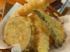 Shrimp and Veggie Tempura