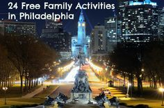 We found so many free things to do in Philadelphia that your big family's vacation budget will sigh in relief.