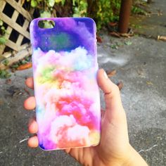 Smoke Storm iPhone Case