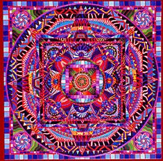 Heart and Mind Mandala