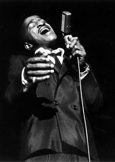Sammy Davis, Jr. photographed by Phil Stern.