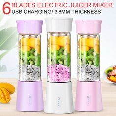 Mixeur Blender Mixeur Stand Smoothie Maker Mix And Go budget Mixeur milchshaker