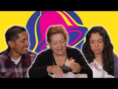 Mexican People Try Taco Bell For The First Time - YouTube