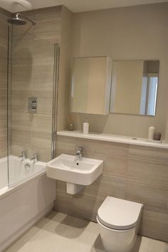 Small master bathroom ideas more 2018 . small master bathroom ideas bath bathrooms on Beige Bathroom, Grey Bathrooms, Bathroom Interior, Bathroom Mirrors, Master Bathrooms, Bathroom Faucets, Bathroom Cabinets, Warm Bathroom, Bathroom Tiling