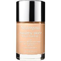 Neutrogena Healthy Skin Liquid Makeup SPF 20 Natural Beige: $14