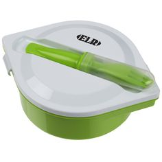 Food & Lunch Containers | Cutlery Lunch Box Set (Item No. C120254) from only $3.89 ready to be imprinted by 4imprint Promotional Products
