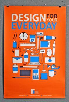 Rhode Island Design Identity by Elyse Van Fleet, via Behance
