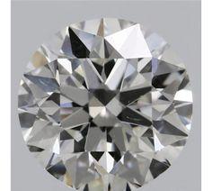 GIA Graded Round Diamond - 2 Carat, H Color, SI1 Clarity