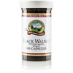 Black Walnut (100 caps) – My Sunshine Canada