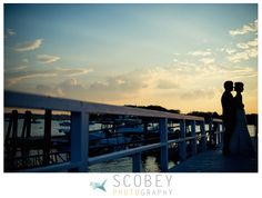 Married: Stacey and Sean