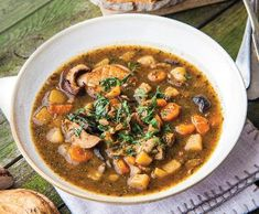 Soup Recipes, Treats, Ethnic Recipes, Soups, Food, Sweet Like Candy, Goodies, Essen, Soup