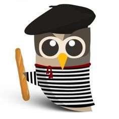 our current French Owly (illustrator unknown)