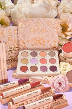 Get a Peek at ColourPop's So Very Lovely Makeup Collection Beauty Skin, Hair Beauty, Gel Eyeliner Pencil, Summer Makeup Looks, Winged Liner, Very Lovely, Makeup Collection, Makeup Products, Makeup Yourself