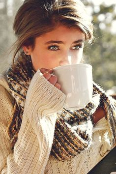 Sweaters & Scarves | Autumn Style | La Beℓℓe ℳystère