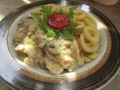 Tejszínes csirketokány 30 perc alatt - Balkonada egyszerű, gyors recept