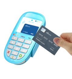 Tappr Card Reader Contactless