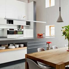 Poggenpohl Kitchens   Searle & Taylor Kitchens in Hampshire and London Modern Kitchen Cabinets, Kitchen Cabinet Design, Kitchen Ideas, London, Contemporary, Hampshire, Table, Kitchens, Furniture