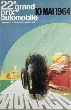 Monaco 1964 - 22e Grand Prix Automobile