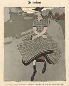 Simplicissimus (1896 - 1944) (Antiklerikale Karikaturen und Satiren V)